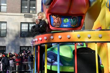 Rita Ora & John Legend Defend Lip-Syncing At Macy's Thanksgiving Day Parade