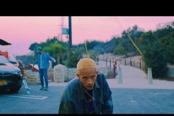 """Jaden Smith Goes Wild With His Batman Whip In """"Plastic"""""""