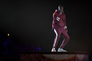 Adidas Launches New Collection With Stormzy