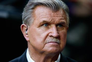 Bears' Legend Mike Ditka Recovering After Suffering Heart Attack