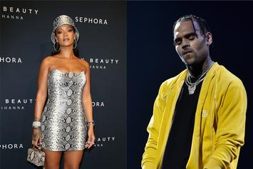 Rihanna Fans Livid After Chris Brown Comments On Her Topless Photo