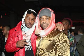 Jim Jones & Cam'ron Anger Veterans By Wearing Military Outfit On Stage: Report