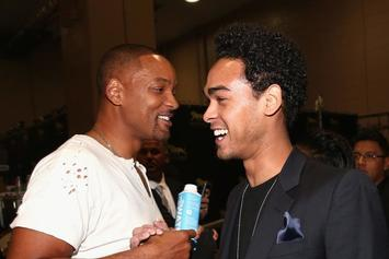 Will Smith Speaks On Restoring Relationship With First-Born Son Trey