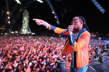 Quavo May Be Opening Up His Own Weed Dispensary