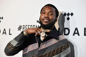 """Meek Mill Taps Drake, Cardi B, Jay-Z, Young Thug & More For """"Championships"""""""