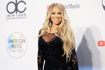 """Mariah Carey Goes No. 1 On Top R&B/Hip-Hop Albums With """"Caution"""""""