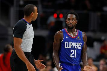 "Patrick Beverley: Heckling Mavs' Fan Told Him ""F*ck Your Mother"""