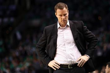 Chicago Bulls Fire Head Coach Fred Hoiberg After 5-19 Start