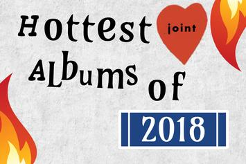 Top 10 Hottest Joint Albums Of 2018