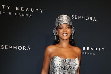 "Rihanna Sends Serious Love To Fan Battling Cancer: ""Sis We Are All Praying For You!"""