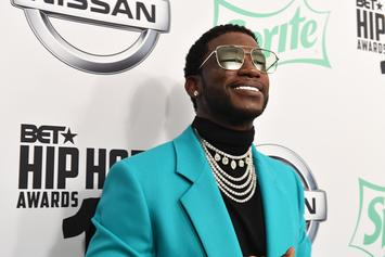 Gucci Mane Tells 6ix9ine To Keep His Head Up While Locked Up