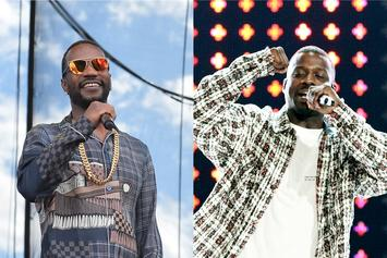 "Juicy J Teases New Music With Jay Rock: ""WE COOKIN"""