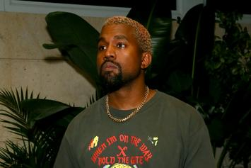 "Kanye West Makes Surprise Performance At XXXTentacion ""Skins"" Release Party"