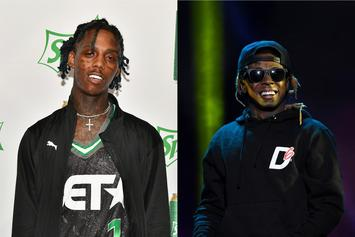 Famous Dex Cries Tears Of Joy After Previewing Lil Wayne Collaboration