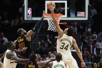 """Giannis Antetokounmpo Declined LeBron's Training Offer, Prefers """"Adversity"""""""