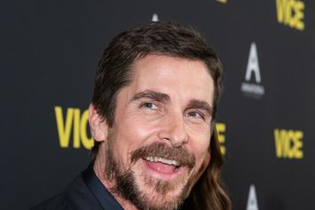 Christian Bale Met Donald Trump And Got Mistaken For Bruce Wayne