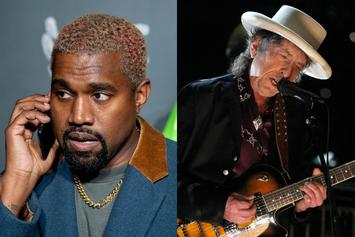 Kanye West Reaches Out To Bob Dylan, Sparks Collaboration Hope