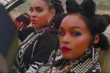 "Janelle Monae Drops Off Futuristic ""Crazy, Classic, Life"" Music Video"