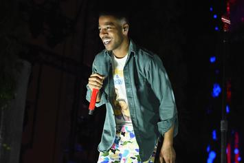 "Kid Cudi Says He Was ""Ashamed"" To Talk About Mental Health"