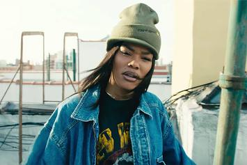 """Teyana Taylor Drops Off New Video Remix To """"Gonna Love Me"""" With Wu-Tang Clan"""