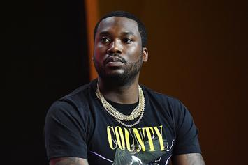 Meek Mill Debuts Two Songs In Hot R&B/Hip-Hop Songs Chart Top 10