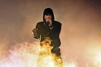 Eminem Blesses Hawaii Fans With Surprise Announcement
