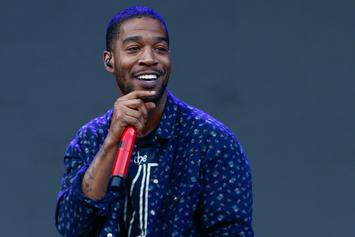 """Kid Cudi Discusses Mental Health, Drug Addiction & Finding Peace On """"Red Table Talk"""""""