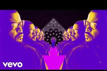 """Ice Cube Shares Psychedelic Visuals For """"That New Funkadelic"""""""
