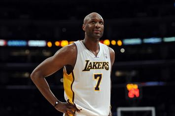 Lamar Odom Announces Return To Pro Basketball Overseas