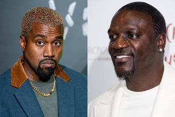 Akon Says Kanye West Deserves More Credit For Changing The Game