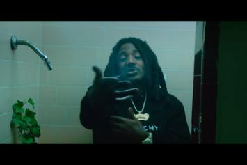 """Mozzy Is """"Black Hearted"""" In New Visuals"""