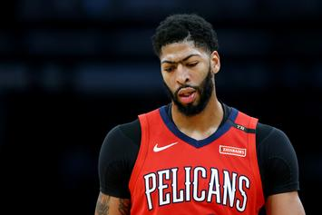 "Pelicans Coach Alvin Gentry Vows To ""Never Trade"" Anthony Davis"