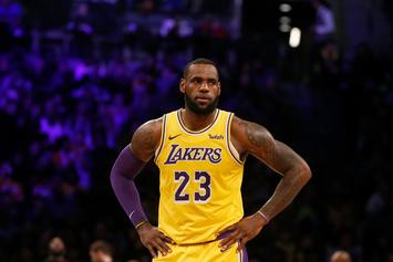 "LeBron James Gets Called Out For Spreading ""Anti-Semetic"" Content"