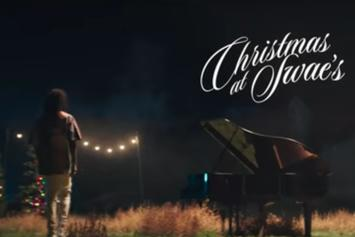 "Swae Lee Cashes In His Mistletoe Rations With ""Christmas at Swae's"""