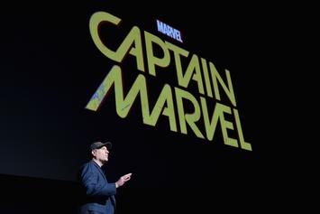 """""""Captain Marvel"""" Punches An Old Lady In """"Born Free"""" Trailer"""