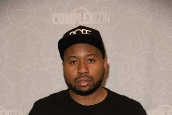 "DJ Akademiks Ex-Girlfriend Accuses Him Of Abuse, Says ""This Man Ain't S***"""