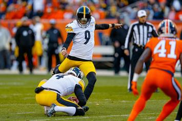 Pittsburgh Steelers Kicker Chris Boswell Placed On Injured Reserve