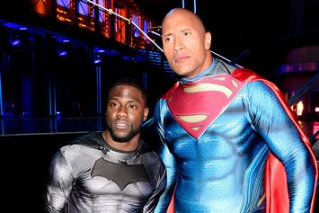 "The Rock To Kevin Hart: ""I WANNA PUNCH A HOLE IN YOUR STUPID FACE"""