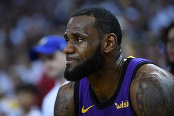 "LeBron James Praises ""Us"" Trailer & Jordan Peele Responds"