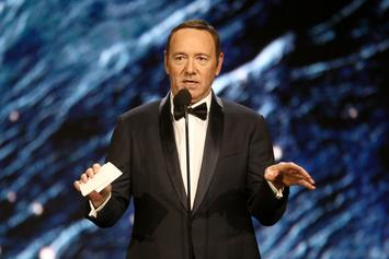 Kevin Spacey Seen In Public For First Time In Over A Year