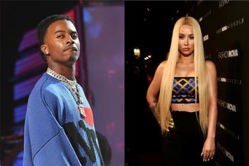 "Playboi Carti After Iggy Azalea Cops Him New Lambo: ""She Treat Me Like A Bad B*tch"""