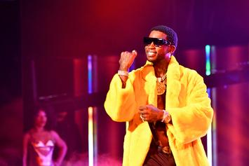 "Gucci Mane Blesses Jimmy Kimmel With ""Off The Boat"" Performance"