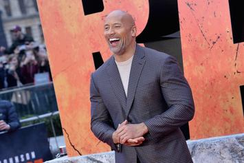 "Dwayne ""The Rock"" Johnson Bought His Mom A House For Christmas: ""Surprise!"""