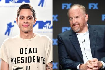 """Pete Davidson Claims Louis C.K. Tried To Get Him Fired From """"SNL"""" For Smoking Weed"""