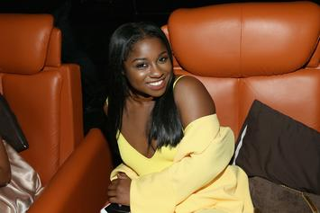 Reginae Carter Rings In The New Year With A Two-Piece Bikini