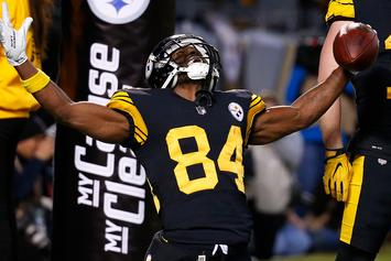 """Antonio Brown Appears On """"The Masked Singer"""" In The Middle Of Steelers Drams"""