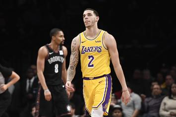 Lonzo Ball Booed By Lakers Fans After Missed Free Throw