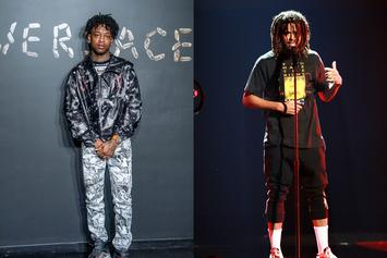 "21 Savage & J. Cole's ""A Lot"" Chosen As First Single Off ""I Am > I Was"""
