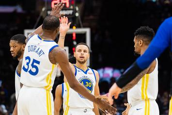 Warriors & Kings Hit An NBA Record 41 Three-Pointers Last Night