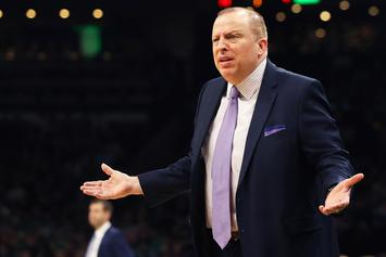 Minnesota Timberwolves Fire Head Coach Tom Thibodeau After Blowout Victory